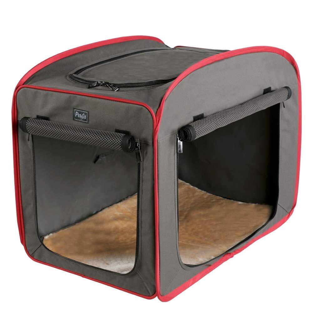 Petsfit Portable Pop Up Pet Cage Soft Dog Crate